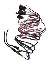 Tuff Led Lights - Universal Wire Harness For Lights and Light Bars