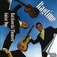 Ragtime (for two guitars) [CD]