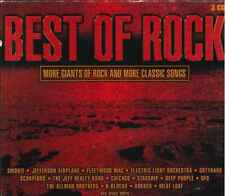 BEST Of ROCK - More Giants Of Rock And More Classic Songs - 3CD-Box