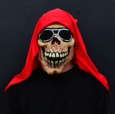 2017 Creepy Scary Halloween Skeleton Mask Latex Cool DuRag Skull Mask