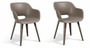 Akola Chair, Cappuccino