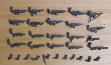 40k Genestealer Cult Neophyte Hybrid Autogun and Shotgun Arm Bits
