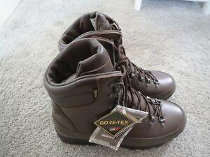 New British Army Iturri Goretex Cold Wet Weather Combat Boots 9M