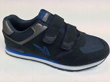 MADIGAN Zapatos Gimnasia Casual Hombre Joven Rasgados Azul Marino College