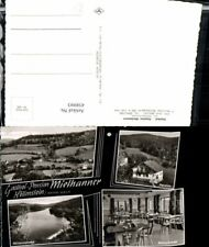 458993,Gasthof Pension Miethanner am Höllensteinsee b. Wettzell Mehrbildkarte
