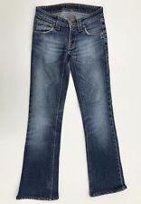 Nudie Jeans 'TIGHT LONG JOHN DENIM STRETCH' Jeans W24 L29 EUC RRP $249 Womens