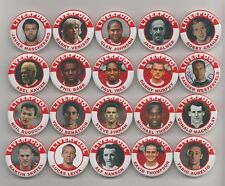 LIVERPOOL  FC LEGENDS  MAGNETS  X 20  SET 8