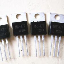 5PCS RF/VHF/UHF Transistor MOTOROLA TO-220 MRF477 MRF 477100% Genuine  NEW