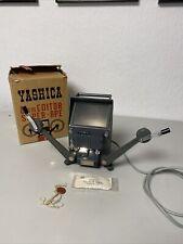 Yashica 8mm Editor - Super 8PE - Filmbetrachter - mit Original Karton