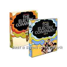Best of the 1970's Electric Company: Complete Volumes 1 & 2 Box / DVD Set(s)