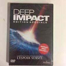 Deep Impact Edición Especial Morgan Freeman DVD Nuevo en Blíster c4