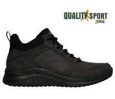 Skechers Ultra Flex Nero Scarpe Shoes Uomo Sneakers Sportive 52780 BBK 2020