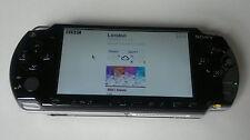 BLACK Sony PSP slim & lite 2003 gaming console, very good condition + warranty