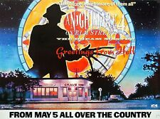 """Nightmare on Elm Street Part 4 16"""" x 12"""" Reproduction Movie Poster Photograph 2"""