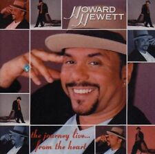Howard Hewett-the journey live... from the Heart/CD/NUOVO + OVP-SEALED!