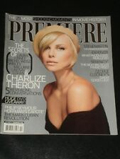 PREMIERE magazine 2005, Charlize Theron, Steve Martin, Serenity, George Clooney