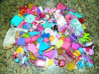 My Little Pony Accessories Lot PONYVILLE, G3 G4 Toys~Equestria Girls, Shoes, etc