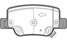 4x BOLK Bremsbeläge hinten für TOYOTA VERSO BOL-I010388 - Mister Auto