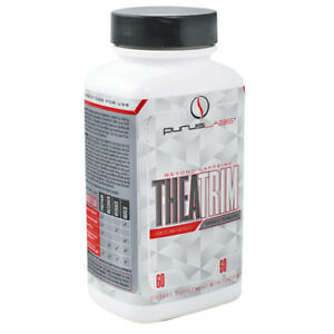 Purus Labs THEATRIM Fat Burner Weight Loss Energy Endurance Mood - 60 capsules