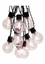 LED-Lichterkette (16-flg.) Star Trading von heine , Gesamtlänge 9,50 m , klar