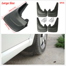 "2 Pair 14.17 ""x9.45"" Car Truck Rubber Mudflaps Splash Guards Fender Accessories"
