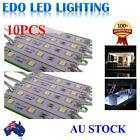 12V LED waterproof Strip Module Light Cool white Garden Camping Boat Bar Caravan