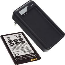 Akku Batterie + Ladestation Ladegerät USB für Samsung Galaxy S5 Neo Plus Active