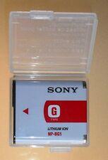 Batería original np-bg1 para Sony cámaras digitales