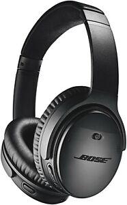 Bose QuietComfort 35 II über dem Ohr drahtlos Kopfhörer-Schwarz
