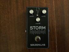 SoloDallas Storm Schaffer Replica Boost Limiter