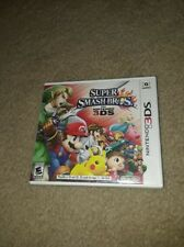 super smash bros  REPLACEMENT CASE No game DS 3ds case