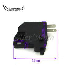 Front Brake Master Cylinder Stop Light Switch For Honda CM400 CM400A CM400C