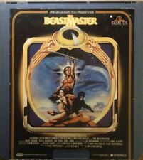 The Beastmaster CED Videodisc NTSC 1982