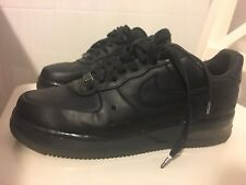 NIKE AIR FORCE 1 LOW SUPREME IO BLACK FRIDAY DJ CLARK KENT 349703 001 Nike air force one Supreme inside out Black Friday Clark Kent 1 WORLD
