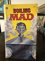 Vintage Boiling MAD Book - 1974-  A Signet Book