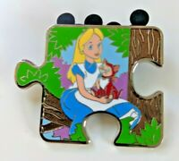 Alice In Wonderland Character Connection Mystery Puzzle - Alice - Pin 114000