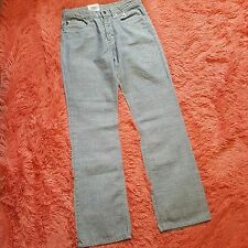 NEW Polo Ralph Lauren Sz 6 Jeans Denim 67 Bootcut Slim Fit Zip 100% Cotton $68