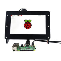 Pro 7 inch Acrylic Case Housing for Raspberry Pi/2/3 TFT Display Screen Monitor