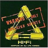 Various Artists : Hi-Fi (Compiled By DJ Lipe) CD Expertly Refurbished Product