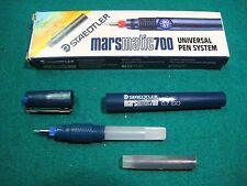 STAEDTLER MARSMATIC 700 UNIVERSAL PEN  0,7 MM NUEVO SIN USAR