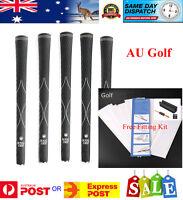 4 x LK Royal XV 580 Std Size Golf Grips with Free Fitting Kit - Australian Stock