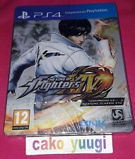 THE KING OF FIGHTERS XIV DAY ONE EDITION  SONY PS4 VERSION 100% FRANCAISE NEUF