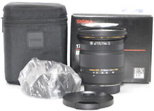 Sigma EX 17-50 mm F/2.8 HSM EX DC Objektiv für Pentax TOP *10