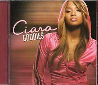 Ciara - Goodies CD (feat Ludacris/R Kelly/Jazze Pha/Petey Pablo/Missy Elliott)