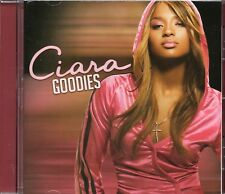 Ciara - Goodies CD (feat Ludacris/R Kelly/Jazze Pha/Petey Pablo/Missy Elliott)