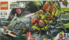 LEGO 70708 Galaxy Squad  Hive Crawler with 3 mini figures New and Sealed