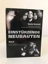 EINSTURZENDE NEUBAUTEN - SEELE BRENNT- NIHIL / DVD