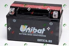 CBTX7A-BS BATTERIA MOTO/SCOOTER ORIGINALE UNIBAT PER KYMCOAgility1252007