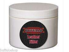 30ML PRO LEATHER REPAIR FILLER COMPOUND PASTE - FOR RIPS, HOLES & CRACKS