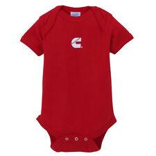 Cummins decal dodge infant toddler onesie red baby diesel newborn 6 12 18 month